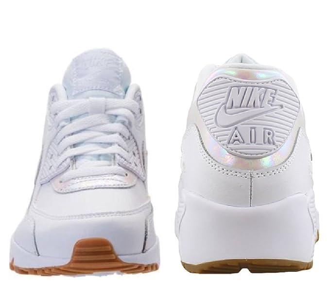 Nike NIKE897986 101 Air Max 90 Fille: