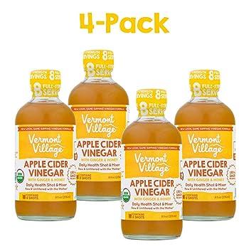 Vermont Village Organic Apple Cider Sipping Vinegar