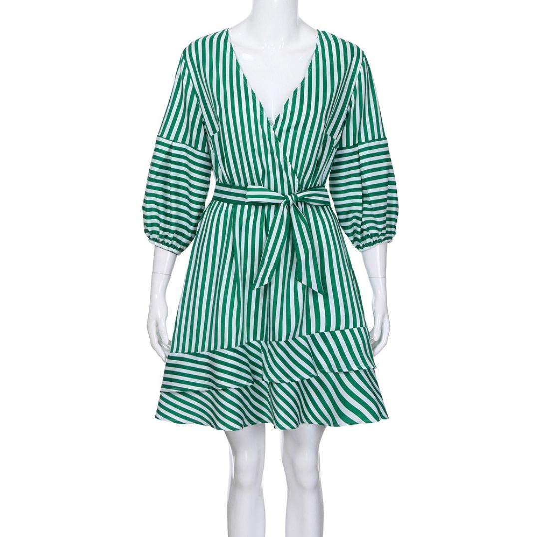 Fiesta Vestir Ropa Falda Mujer ,BBestseller Mujer Vestido Blusa Vestido de Manga Larga de algodón Estampado para Mujer Camiseta Tops Falda Espalada Vestir ...