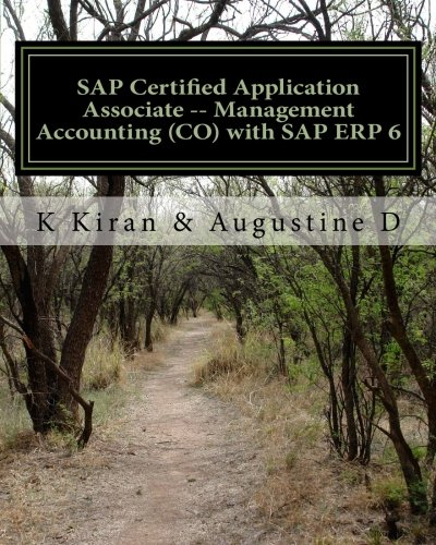 Read Online SAP Certified Application Associate -- Management Accounting (CO) with SAP ERP 6 pdf