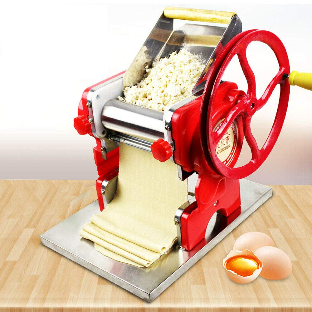 TFCFL Multi-functional Manual Noodle Pasta Dumpling Skin Maker Machine Press Noodle Machine US Stock by TFCFL