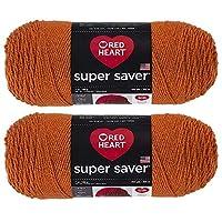 Bulk Buy: Red Heart Super Saver (2-Pack)