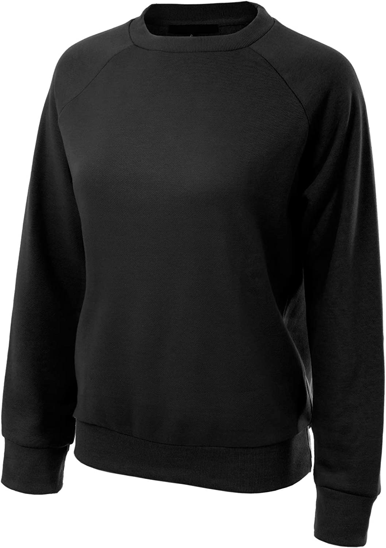 Choose Happy Crew Neck Raglan Sweatshirt Sweatshirt Christmas XS S M L XL 2XL Ladies Ladies Sweatshirt Warm and Cozy Gifts for Her