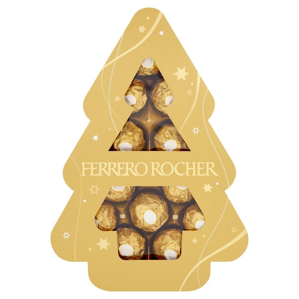 Ferrero Rocher Tanne Weihnachten, 150 g: Amazon.de: Lebensmittel ...