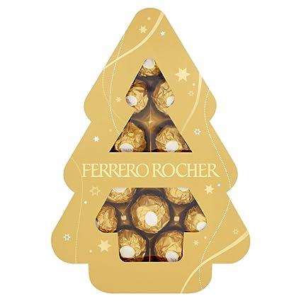 Christmas Knitting Patterns For Ferrero Rocher.Amazon Com Ferrero Rocher Christmas Tree Candy And