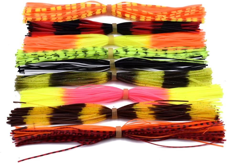 MICRO SILICONE LEGS Fly Tying silicon