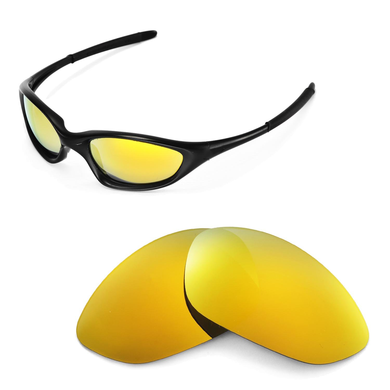 oakley twenty sunglasses polarized lens  walleva replacement lenses for oakley xx/old twenty (before 2011 version) sunglasses