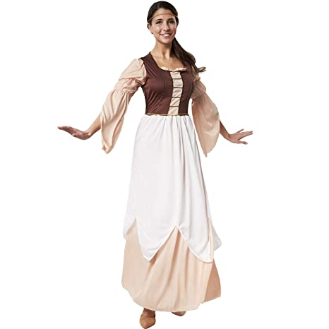 dressforfun 900549 - Disfraz de Mujer Hija del Molinero ...
