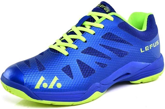 YPPDSD Zapatillas de bádminton, Movimientos múltiples Zapatillas de Running Zapatillas de Entrenamiento para la práctica de Motos Zapatillas de Jogging Unisex Zapatillas Deportivas,A,40: Amazon.es: Hogar