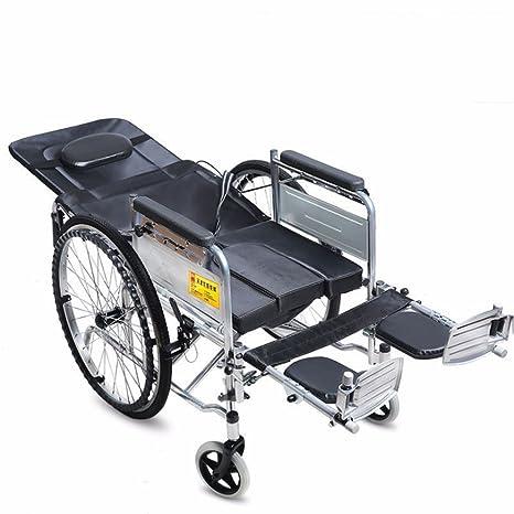 Silla de ruedas, Scooter Viejo, tendido Completo, Tipo de Cuidado, tubería de