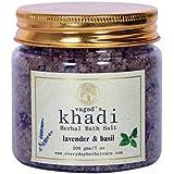 Vagad's Khadi Lavender Crystal Basil Bath Salt 200 gm