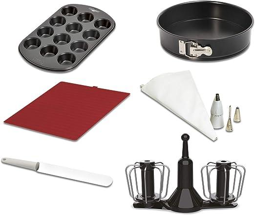 Moulinex Cuisine Robot de Cocina + Moulinex Accesorios Cuisine ...