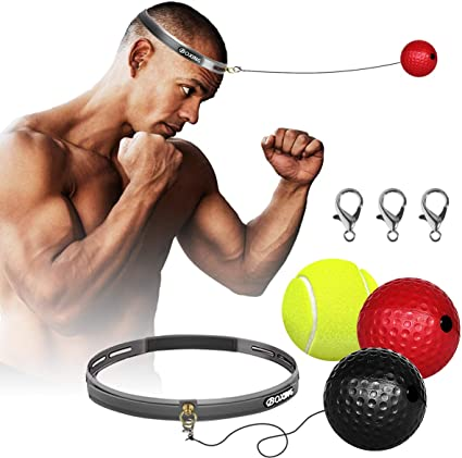 Fitness Sport Boxing Training Speed Ball Practice Reflex Ball Training Tools