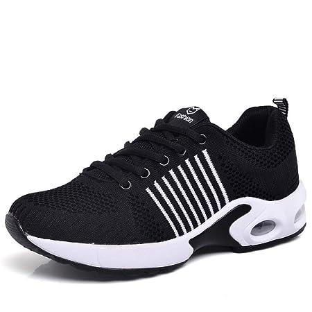 17a55b071a026 Amazon.com : JIAODANBO Autumn Air Cushion Casual Sports Shoes ...