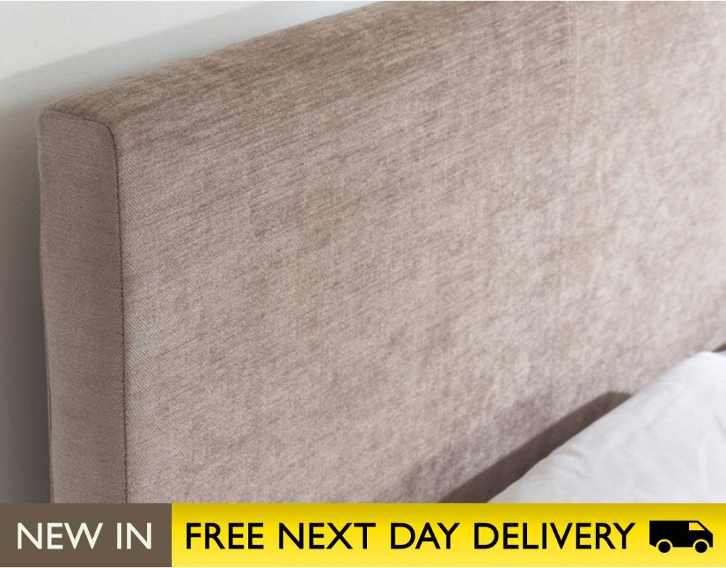 424138c06283 Emporia Beds Stirling Ottoman 4ft Small Double Stone Fabric Bed:  Amazon.co.uk: Kitchen & Home