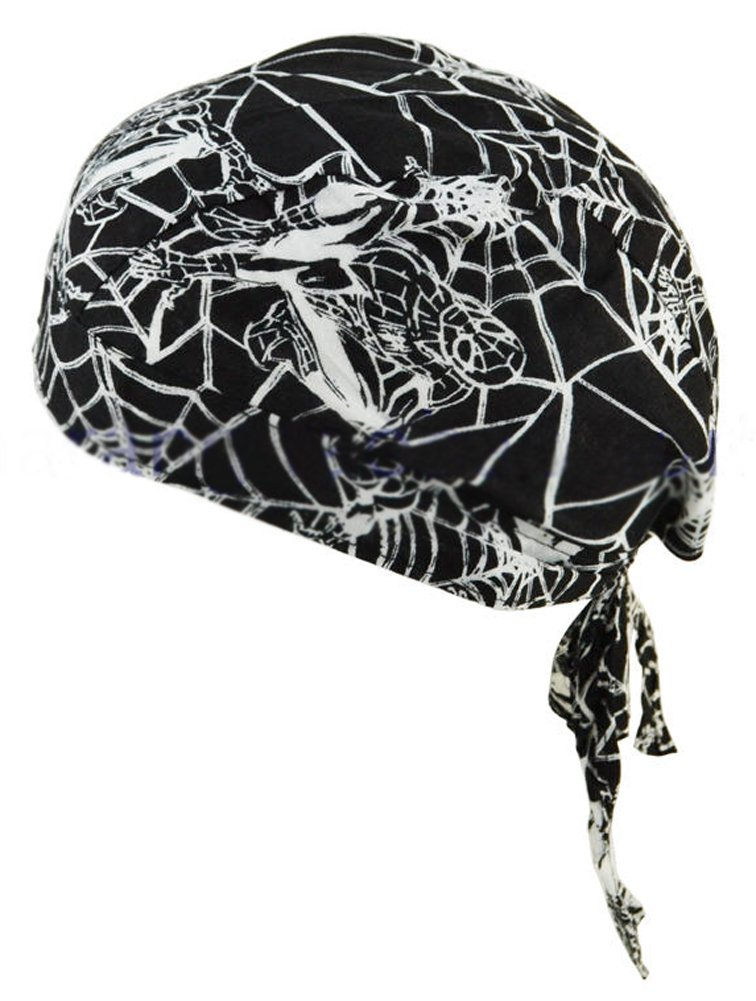 Cotton Bandana-Skull-C