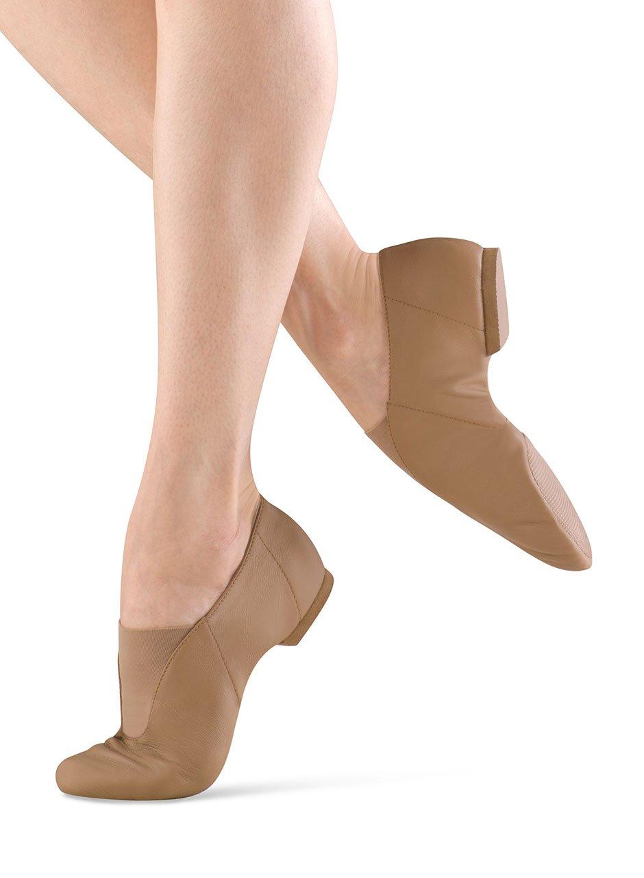 Bloch Dance Women's Super Jazz Jazz Shoe B0041HZ4DG 11 M US|Tan