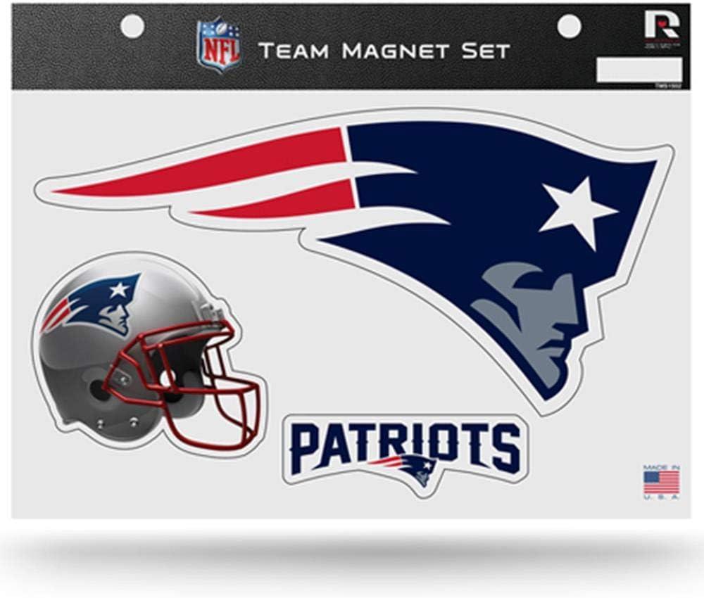 Nfl New England Patriots Stanzen Team Magnet Set Blatt Sport Freizeit