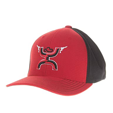 2d18d7a769a1f Image Unavailable. Image not available for. Color  HOOey Gunner Model Youth  Flexfit Hat