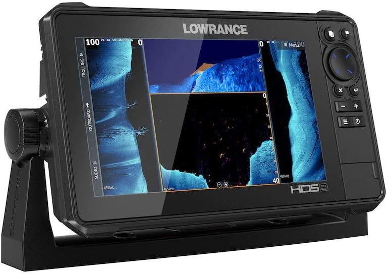 Lowrance HDS-9 LIVE Fishfinder with Active Imaging 3-in-1 and Aus//NZ Maps