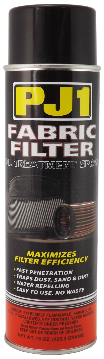 PJ1 4-20 Gauze/Fabric Air Filter Oil (Aerosol), 15 oz