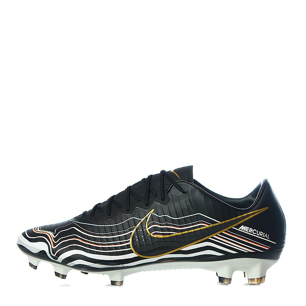 timeless design c07d8 9f6af NIKE Mercurial Vapor Xi SE FG BHM Equality Soccer Cleats 917797-014 Size 8