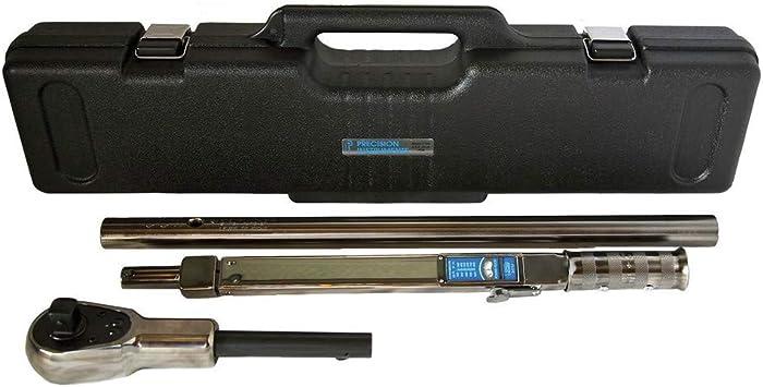 1 Drive, 600ft.//lb. Click Precision Instruments PREC5D600F Wrench