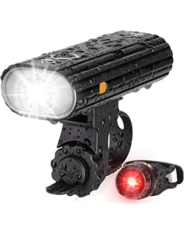 2PCE LED CLIP-ON LIGHTS SET 2PCE 752082 FOR BIKE TOOLS SAFETY SECURITY