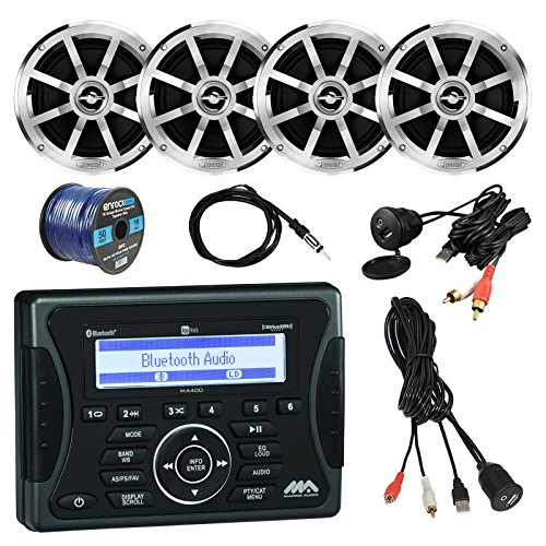 16 25 Bay Boat Bluetooth Auxiliary product image