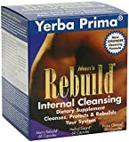 Yerba Prima Men's Rebuild Cleansing Program Box (Pack of 2) For Sale