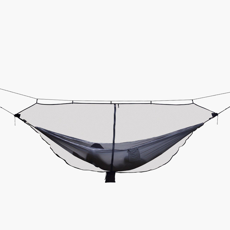 TOOGOO Ultraleichtes tragbares Haengematten-Moskitonetz Fuer Outdoor-Nylon Material Anti-Moskito-Netze mit Super-Groesse