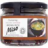 Clearspring Organic Brown Rice Miso 300 g (Pack of 2)