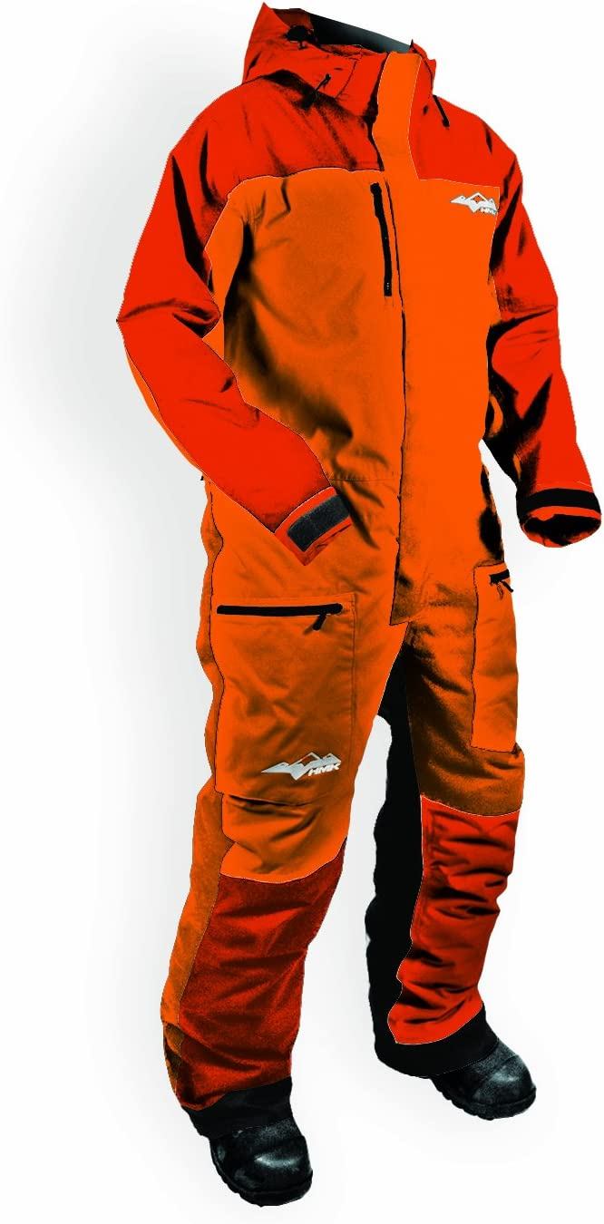 HMK Mens Special One Piece Suit 2 Orange, XX-Large