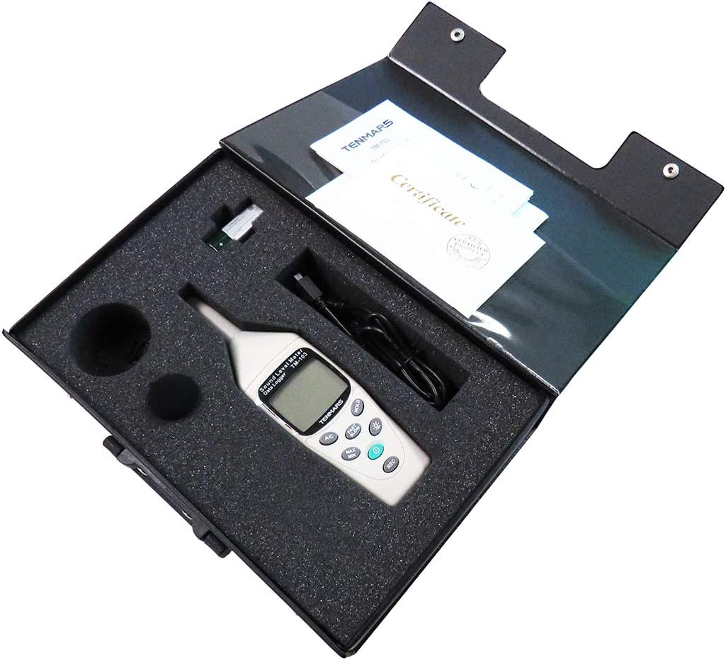 Datalogging Sound Level Meter