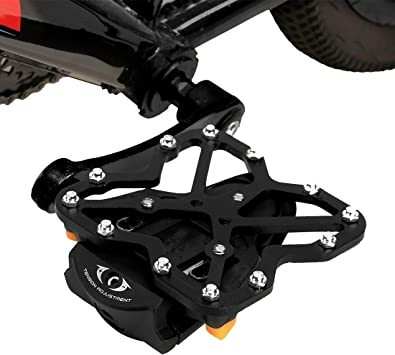 Equipo de ciclismo Adaptador sin clip adaptador de pedal de ...