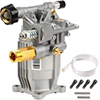 YAMATIC 2800 PSI 2900 PSI Pressure Washer Pump Horizontal 3/4″ Shaft Replacement Power Washer Pump 2.3 GPM for 309515003 308418007 K2400HH and Many Other Models