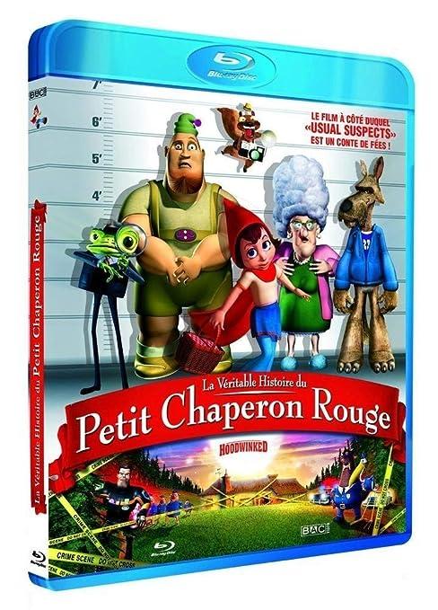 La Véritable histoire du Petit Chaperon Rouge Francia Blu-ray ...