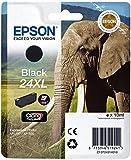 Epson  C13T24314012 24 X-Large Series Elephant Ink Cartridge, Black