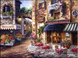 Ceramic Tile Mural - Buon Appetito 2 - by Nicky Boehme - Kitchen backsplash / Bathroom shower