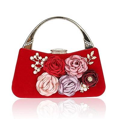Fashion Flower Evening handbags 481ebb757fa38
