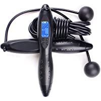 Jump Rope, Free Segmented Fitness Skipping Rope for Men, Women and Kids Keeping Fit, Training, Workout and Weight Loss