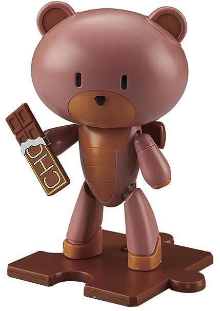 c5adec838d19 Bandai Hobby 1 144 Bittersweet Brown   Chocolate Build Fighters Action  Figure
