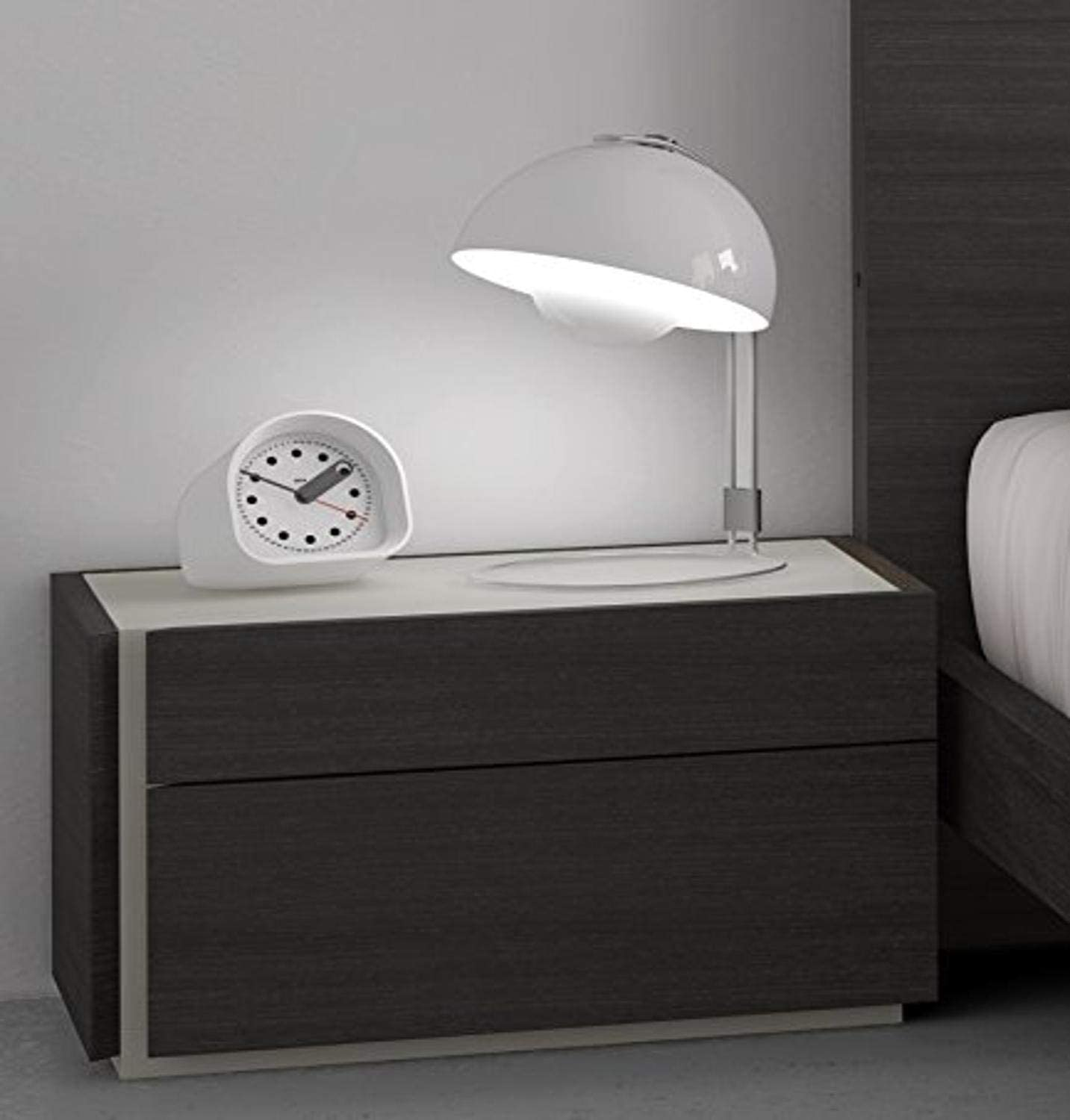 J and M Furniture Porto Left Facing Night Stand