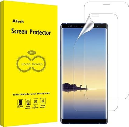 JETech Protector de Pantalla para Samsung Galaxy Note 8, Alta ...