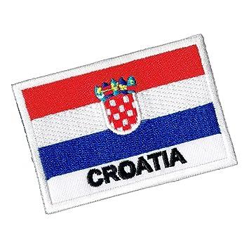 Aufnäher Kroatien Patch Flagge Fahne