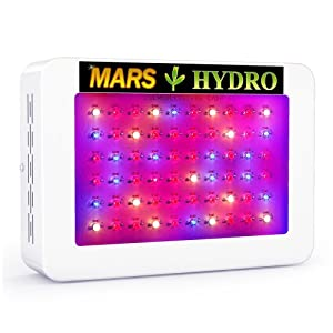MarsHydro LED Grow Light 300W