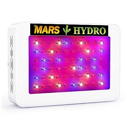 Amazon Com Marshydro Led Grow Light 300w 600w 1200w Full Spectrum