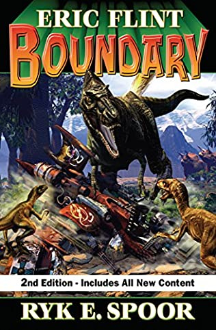 book cover of Boundary