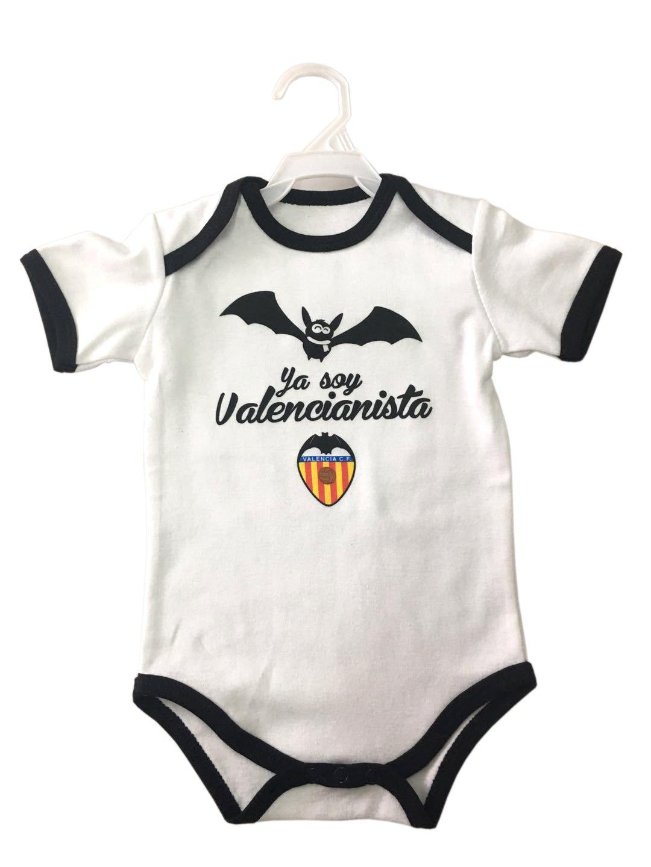 Valencia CF 01BOD0203L Bodies, Blanco, 03: Amazon.es: Deportes y aire libre