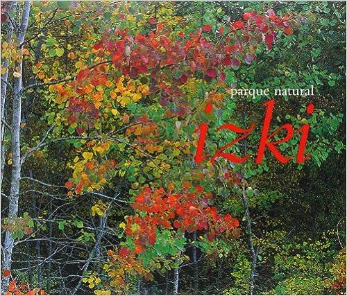 Descarga de libros electrónicos en línea Izki parque natural in Spanish PDF 8478215689